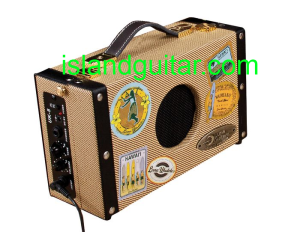 Battery Powered Portable Ukulele 0r Guitar Amp SALE @ Island Guitar Store Key West