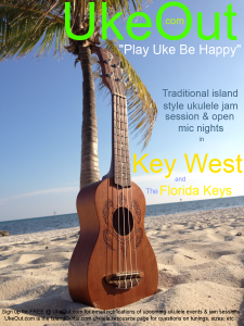 UkeOut Ukulele Open Mic and Jam Session in Florida Keys & Key West