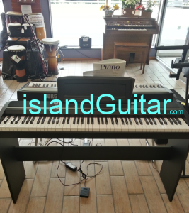 Piano & Keyboard Lessons available in Key West @ Island Guitar Music Studio
