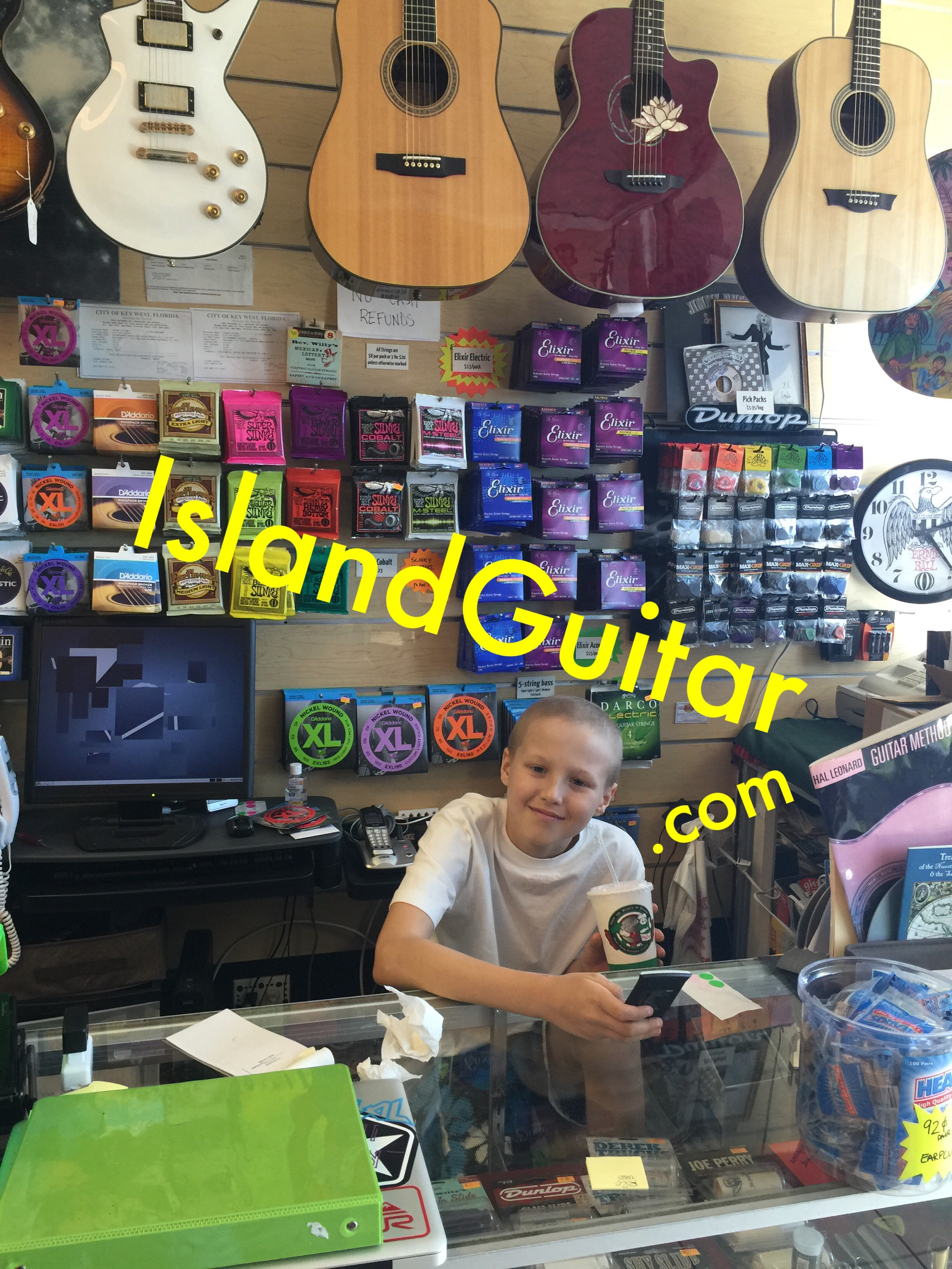 our family music store island guitar aka bone island music lessons now open buy sell trade. Black Bedroom Furniture Sets. Home Design Ideas