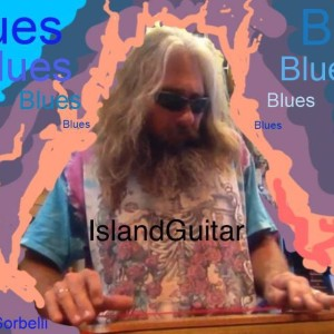 Wayne Sorbelli Island Guitar Shop Key West hosts Live Blues Night